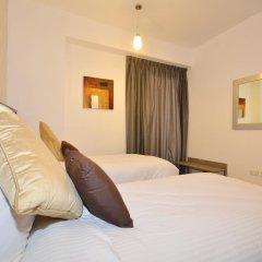 Отель Vacation Holiday Homes - Jumeirah Beach Residences комната для гостей фото 10