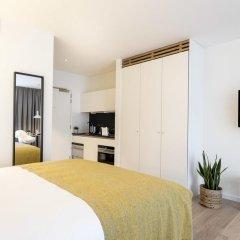 Отель PREMIER SUITES PLUS Antwerp 3* Пентхаус студия с различными типами кроватей фото 4