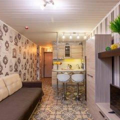 Апарт-Отель Kvart-Hotel Dream Island Апартаменты с различными типами кроватей фото 15