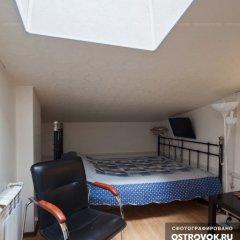 Мини-Отель Шаманка Стандартный номер с двуспальной кроватью (общая ванная комната) фото 4