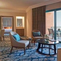 Отель Atlantis The Palm 5* Люкс Terrace club с двуспальной кроватью фото 4