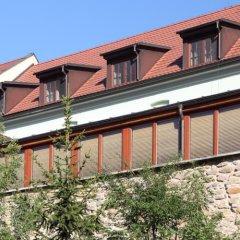 Hotel Chvalská Tvrz вид на фасад фото 4