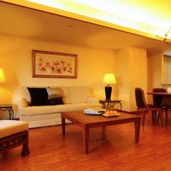 Отель Pantip Suites Sathorn Таиланд, Бангкок - 1 отзыв об отеле, цены и фото номеров - забронировать отель Pantip Suites Sathorn онлайн комната для гостей