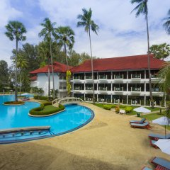 Отель Amora Beach Resort Phuket бассейн фото 4