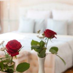 Гостиница ПолиАрт Номер Комфорт с двуспальной кроватью фото 14