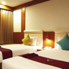 Отель Baumancasa Beach Resort 3* Номер Делюкс с 2 отдельными кроватями