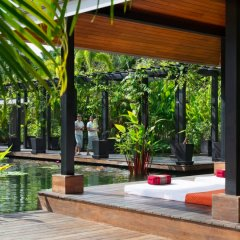 Отель The Pavilions Phuket Таиланд, пляж Банг-Тао - 2 отзыва об отеле, цены и фото номеров - забронировать отель The Pavilions Phuket онлайн бассейн фото 7