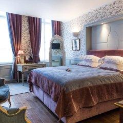 Отель De Orangerie - Small Luxury Hotels of the World Бельгия, Брюгге - отзывы, цены и фото номеров - забронировать отель De Orangerie - Small Luxury Hotels of the World онлайн комната для гостей фото 2