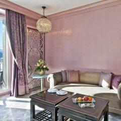 Carlton Hotel St Moritz 5* Номер Делюкс с различными типами кроватей фото 3