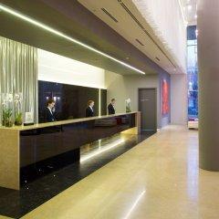 Гостиница Four Elements Ekaterinburg интерьер отеля