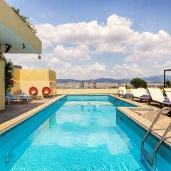 Отель STANLEY Афины бассейн