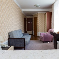 Гостиница Сибирский Сафари Клуб 4* Стандартный номер с различными типами кроватей фото 11