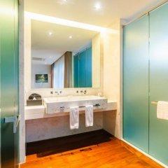 Отель Elemental 5FL Infinity Pool Seafront Villas Пхукет ванная