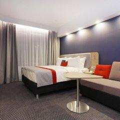 Гостиница Холидей Инн Экспресс Москва — Павелецкая 3* Стандартный номер с разными типами кроватей