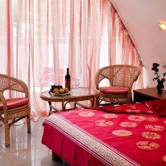 Гостиница Villa Casablanca комната для гостей фото 7