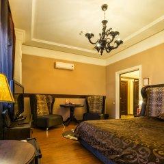 Мини-отель Фонда Улучшенные апартаменты с различными типами кроватей фото 10