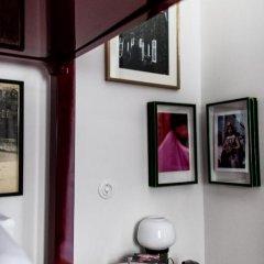 Отель Le Pigalle 4* Номер Pigalle с двухъярусной кроватью с различными типами кроватей фото 2
