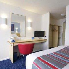 Отель Travelodge Manchester Upper Brook Street удобства в номере