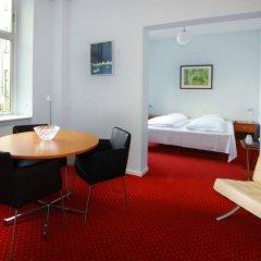 Hotel Nora Copenhagen Копенгаген комната для гостей фото 3