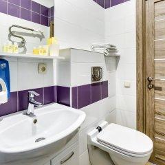 Апарт-Отель Грин Холл Стандартный номер разные типы кроватей фото 5