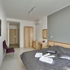Гостиница Минима Водный 3* Номер Бизнес с двуспальной кроватью фото 3