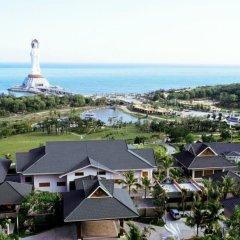 Отель Nanshan Leisure Villas балкон фото 2