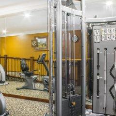 Отель Comfort Inn & Suites Durango фитнесс-зал