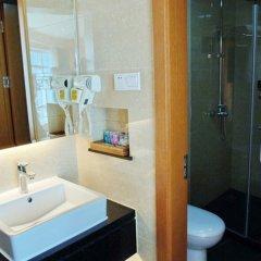 Отель Dazhong Airport (South Building) ванная