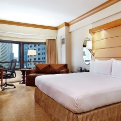 Отель New York Hilton Midtown 4* Номер Urban с различными типами кроватей