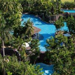 Отель Mingshen Jinjiang Golf Resort бассейн фото 4