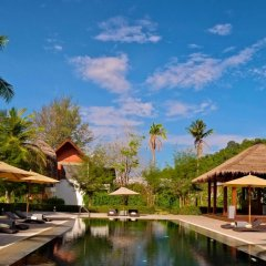 Отель Twin Lotus Resort and Spa - Adults Only Ланта бассейн фото 7