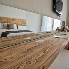 Отель Meraki Resort (Adults Only) 4* Номер Gypster с различными типами кроватей фото 4