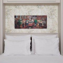 Отель Albinas Old City Стандартный семейный номер разные типы кроватей фото 5