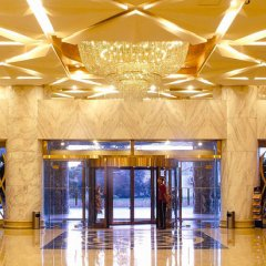 Отель Beijing Debao Hotel Китай, Пекин - отзывы, цены и фото номеров - забронировать отель Beijing Debao Hotel онлайн интерьер отеля