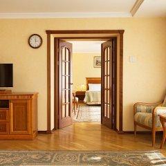 Гостиница Отрадное МЕДСИ комната для гостей фото 6