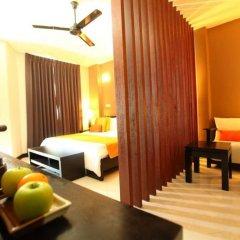 Отель Elite Beach Inn Мальдивы, Северный атолл Мале - отзывы, цены и фото номеров - забронировать отель Elite Beach Inn онлайн комната для гостей фото 4
