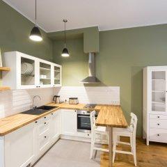 Апартаменты Riga Lux Apartments - Skolas Апартаменты с различными типами кроватей фото 27