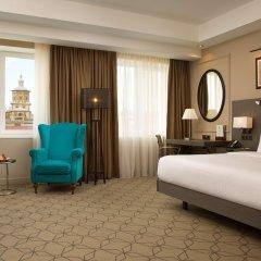 Гостиница DoubleTree by Hilton Kazan City Center 4* Люкс повышенной комфортности с различными типами кроватей фото 2