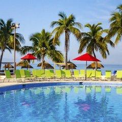 Отель Decameron Marazul - All Inclusive Колумбия, Сан-Андрес - отзывы, цены и фото номеров - забронировать отель Decameron Marazul - All Inclusive онлайн бассейн фото 3