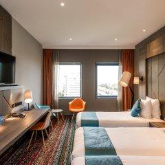 Отель XO Hotels Couture Amsterdam 4* Стандартный номер с различными типами кроватей фото 3