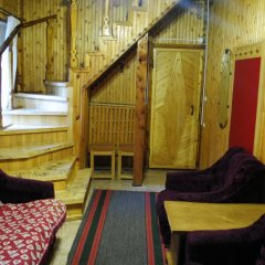 Гостиница Снежинка (Домбай) комната для гостей фото 7