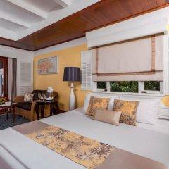 Отель Thavorn Beach Village Resort & Spa Phuket 4* Вилла разные типы кроватей