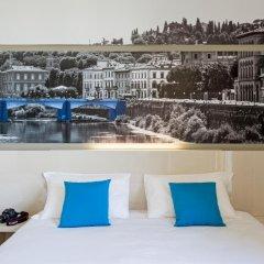 B&B Hotel Firenze Novoli Номер Triple с различными типами кроватей фото 2