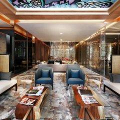 Отель Artyzen Habitat Dongzhimen Beijing интерьер отеля