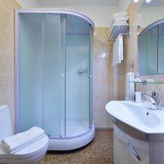 Мини-Отель Salstory Стандартный семейный номер с различными типами кроватей фото 3