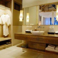 Отель Twin Lotus Resort and Spa - Adults Only ванная фото 2