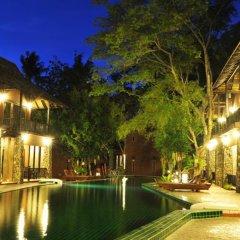 Отель Koh Tao Beach Club бассейн фото 3