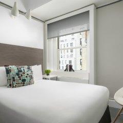 Отель Paramount Times Square 4* Номер Broadway classic с различными типами кроватей фото 2