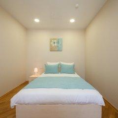 Гостиница ПолиАрт Стандартный номер с двуспальной кроватью фото 18