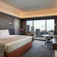 Отель Pan Pacific Singapore 5* Люкс Skyline с различными типами кроватей фото 2